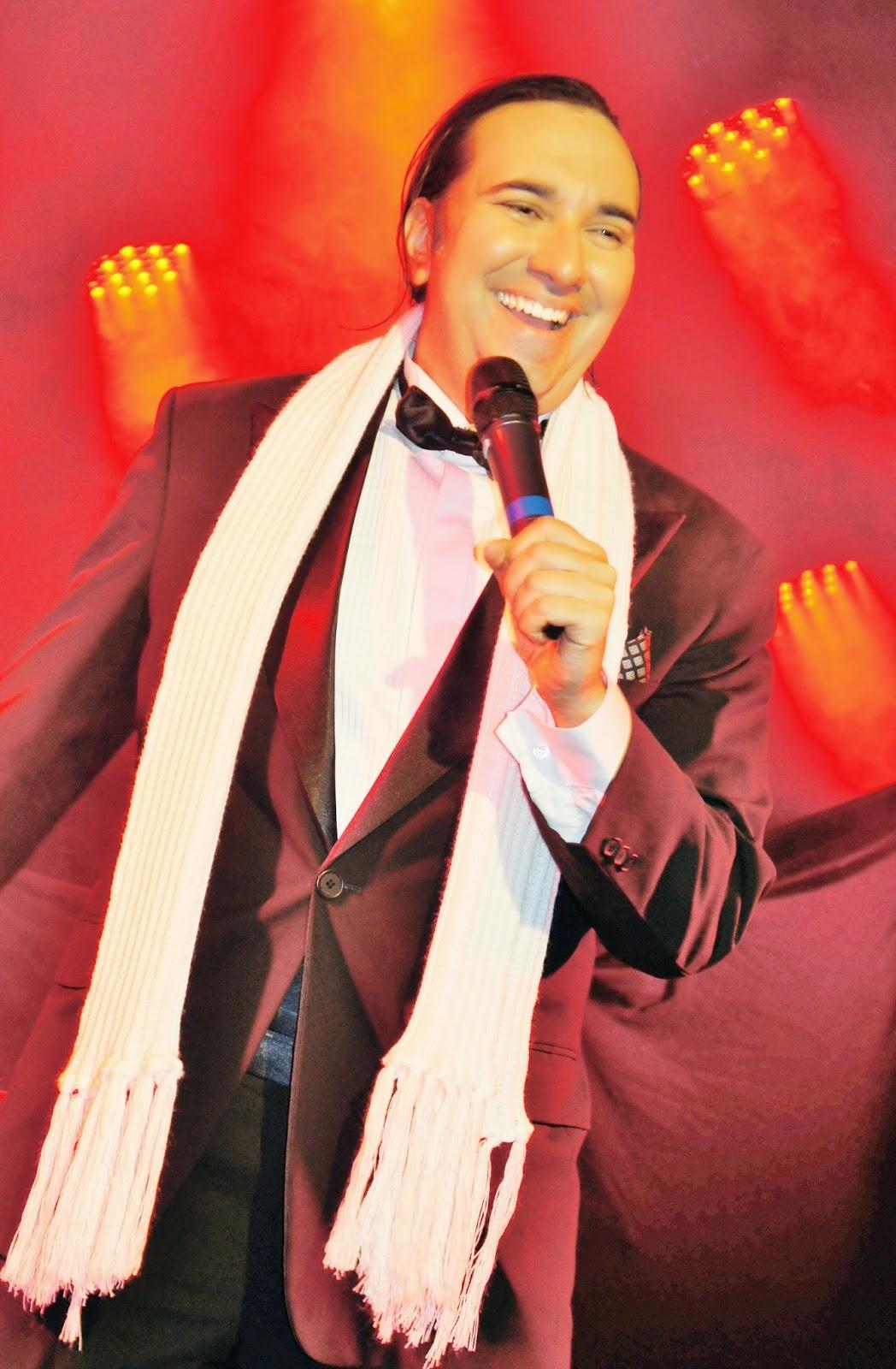 """Helcio Hime, no Teatro UMC com """"FranKamente Sinatra"""" 3"""