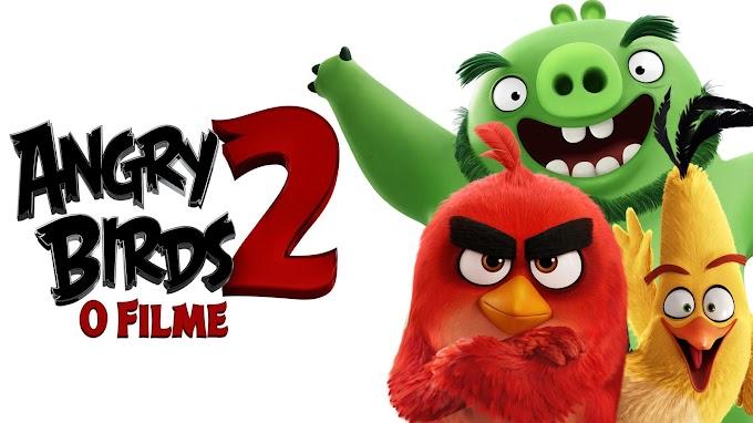 Angry Birds 2: O Filme chega às plataformas digitais