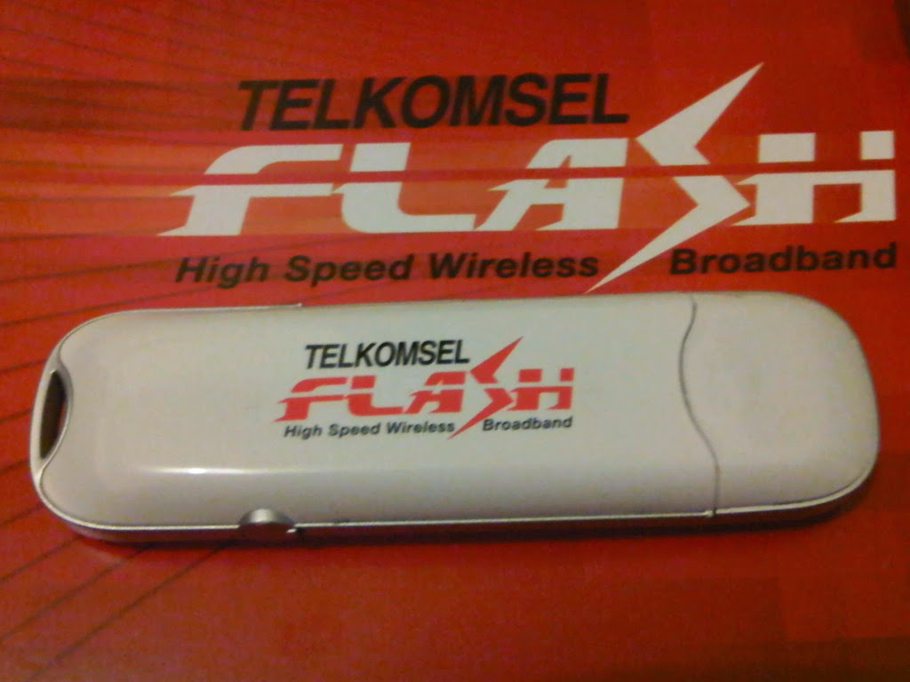 Cara Setting Modem Telkomsel