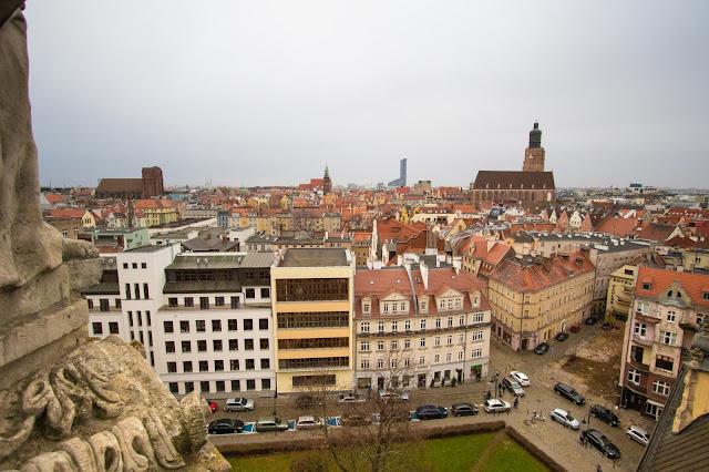 Torre della matematica Università di Breslavia