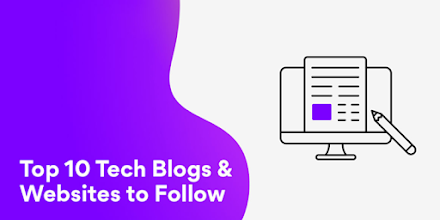 Top 10 Tech Blogs in India