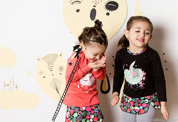 Moda otoño invierno 2015 ropa para niños Haz lo que Quieras.