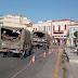 Επέστρεψε το τιμητικό άγημα στην έπαρση της σημαίας στην προκυμαία Μυτιλήνης