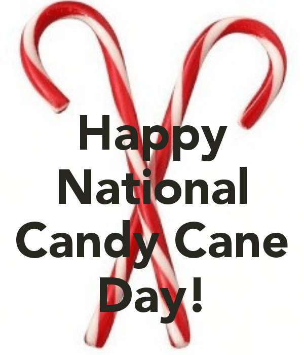 National Candy Cane Day Wishes Awesome Picture