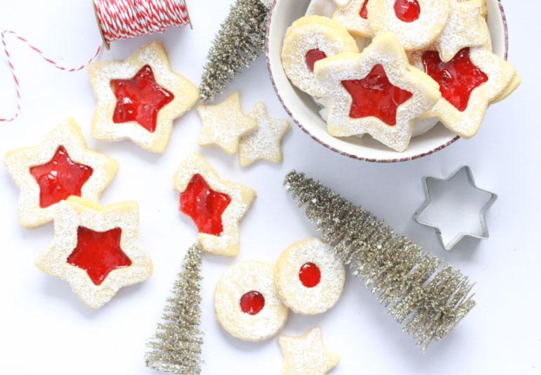 Receta para las mejores galletas de Navidad
