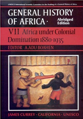 download Africa under colonial domination, 1880-1935 Ebook
