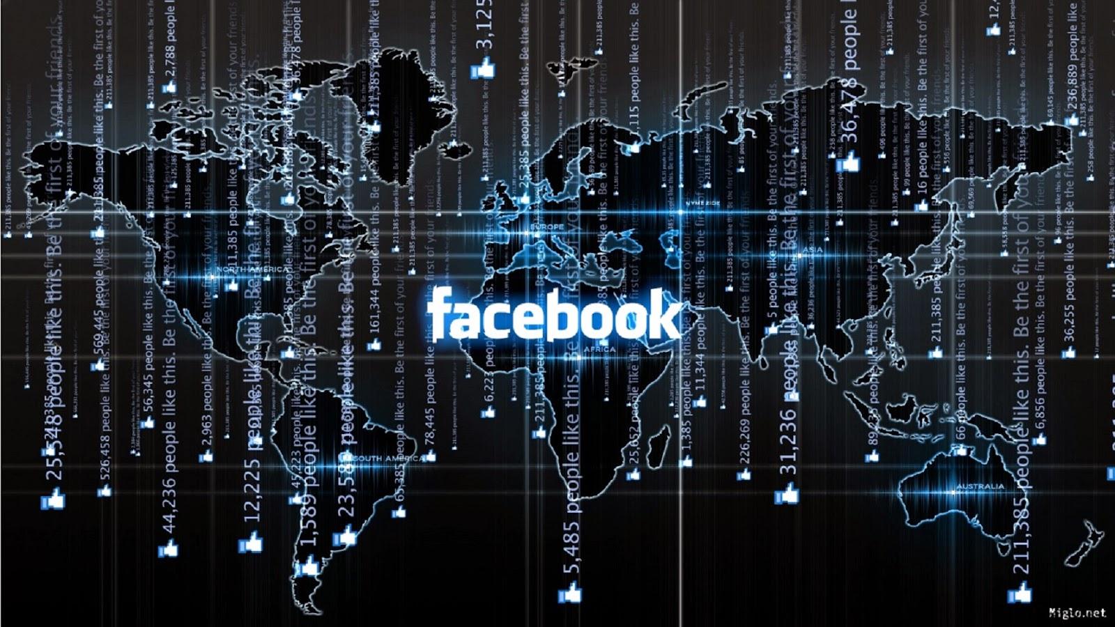 Facebook black login