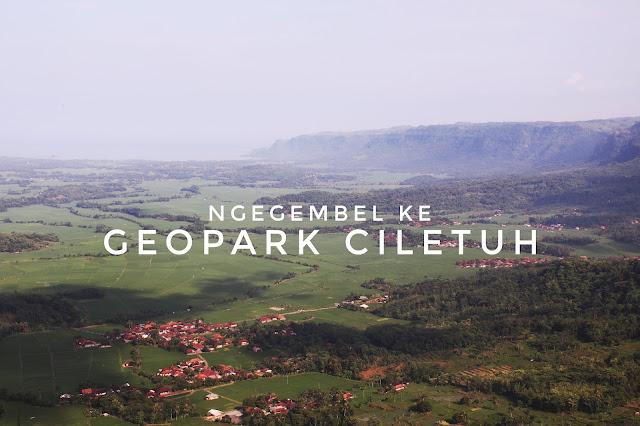 kisah ngegembel (backpackeran) ke Geopark Ciletuh tanpa harus menaiki kendaraan pribadi dari Jakarta.