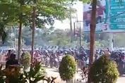Momentum Sumpah Pemuda, Ribuan Anggota Komunitas Motor Konvoi Tuntut Pemerintah Bangun Sirkuit di Makassar