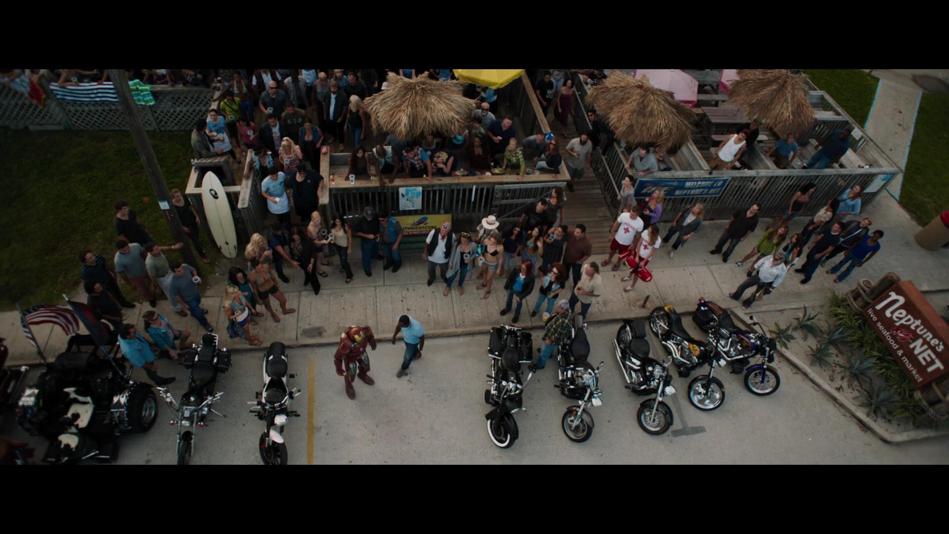 Descargar Iron Man 4 A2zp30: Iron Man 3, BDRip-1080p, Español Latino 5.1, 2013
