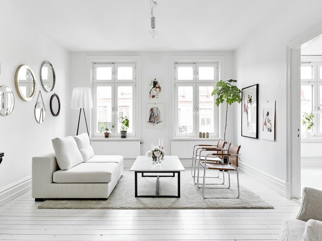 Dacon Design Blog Wnętrzarski Szwedzkie Mieszkanie