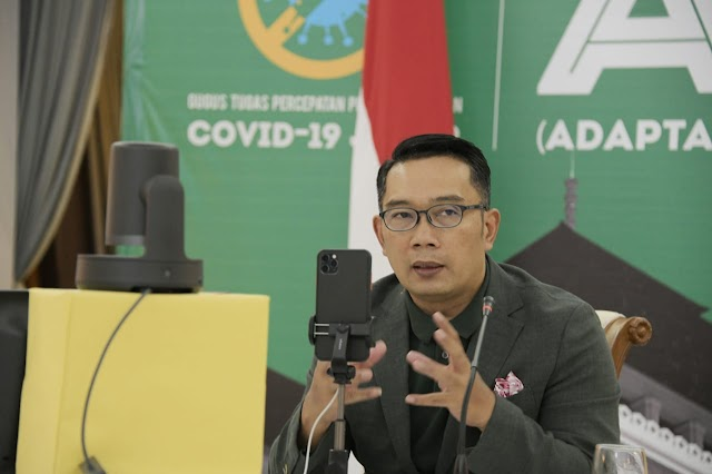Ridwan Kamil :, Pangandaran Jadi Destinasi Unggulan Jabar Dengan Penerapan Prinsip 3P