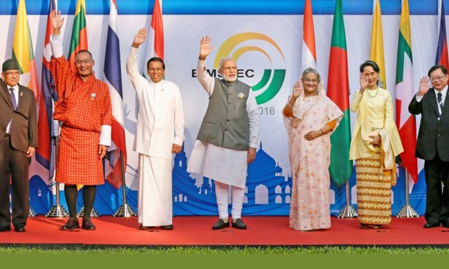 What are BIMSTEC countries ?