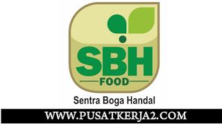 Lowongan Kerja Jakarta SMA SMK D3 S1 PT Sentra Boga Handal Mei 2020