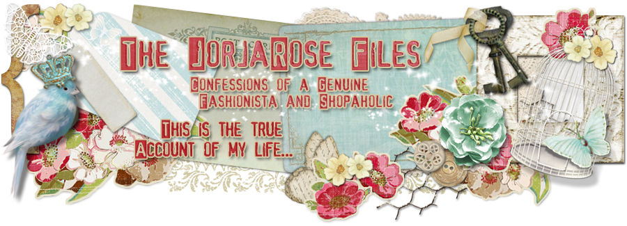 The JorjaRose Files ...