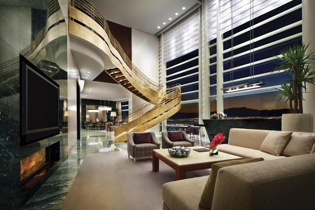 Passion For Luxury Aria Sky Suites Las Vegas