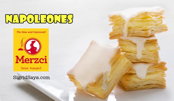 Merzci Pasalubong - napoleones - Bacolod pasalubong - MassKara Festival - Bacolod delicacy - best desserts of Bacolod - Bacolod City
