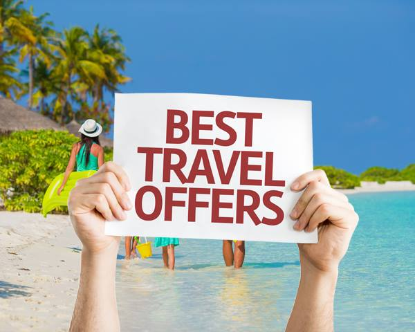 best travel destinations around the world with 15% discount
