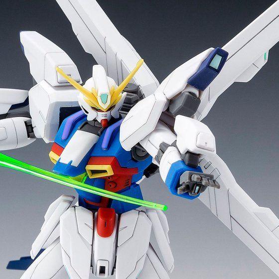 P-Bandai: HGBF 1/144 Gundam X Jumaoh