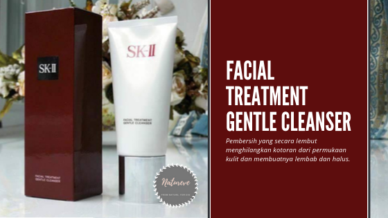 SK II Facial Treatment Gentle Cleanser