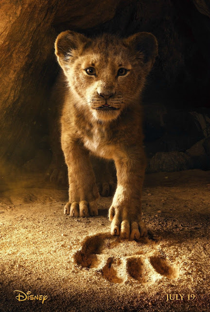 Il Re Leone Poster Disney