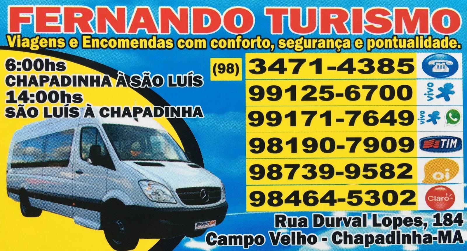 Fernando Turismo