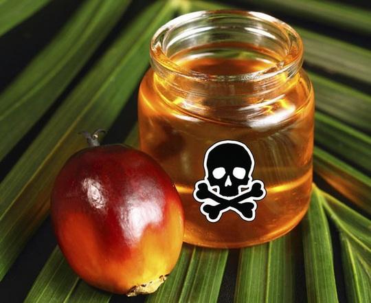 Пальмовое масло - ЯД!