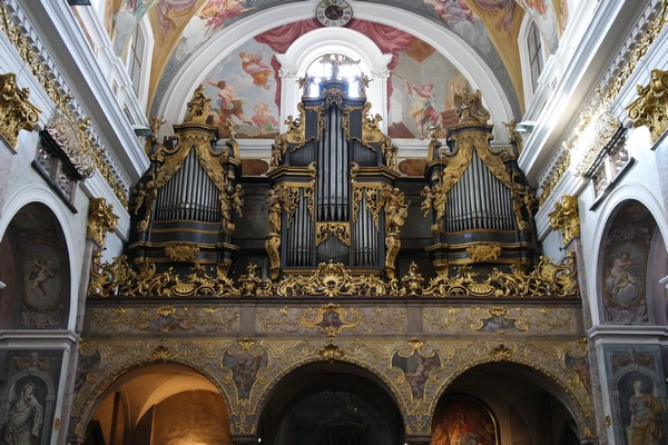 ljubljana cathédrale saint nicolas
