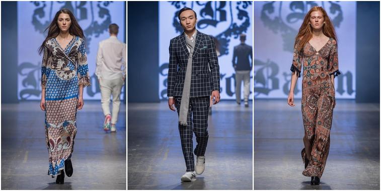 Pokaz kolekcji Mladena Milivojevica Barona na XIV edycji FashionPhilosophy Fashion Week Poland