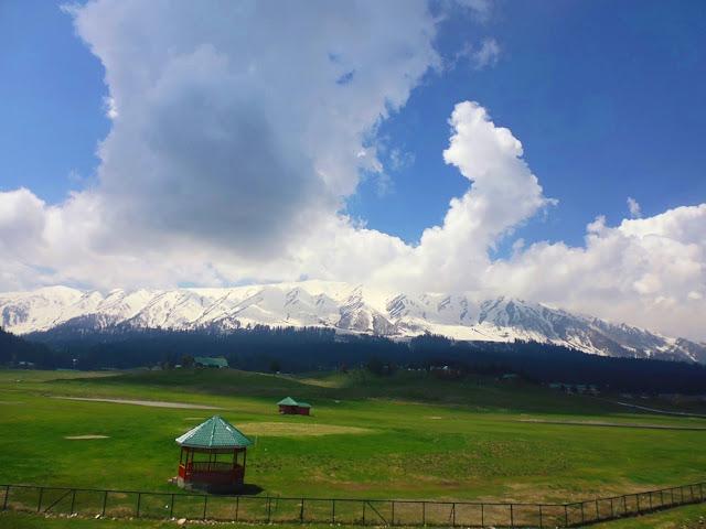 Itinerary Kashmir