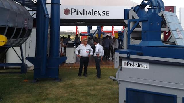 Pinhalense Máquinas Agrícolas colabora com expansão de cooperativa de cafeicultores em MG