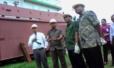 PT Barokah Marine Diajak Wujudkan Pekalongan Menjadi Kota Maritim