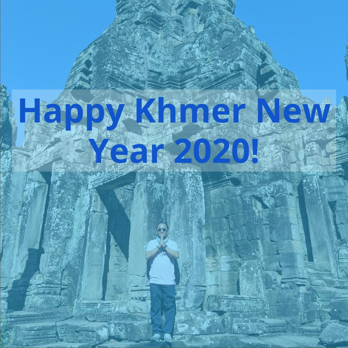 Happy Khmer New Year 2020 by Muon Chamnan