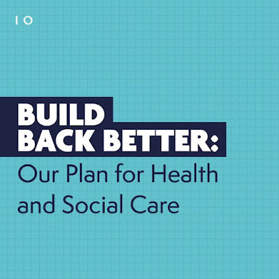 Build Back Better front cover title 070921
