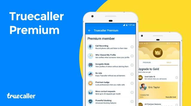 تحميل الاصدار الدهبي من تطبيق تروكالر Truecaller: Caller ID & Dialer v10.64.4 (Premium) Apk
