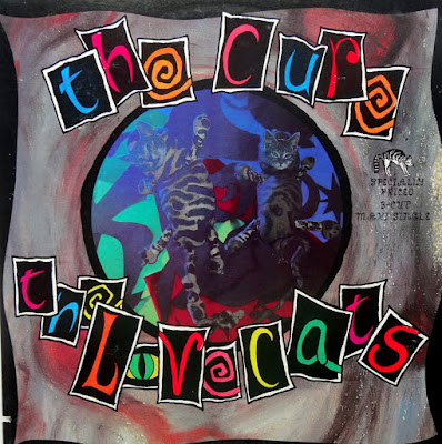 The Cure Lovevats' EP cover