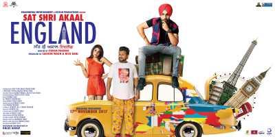 Sat Shri Akaal England (2017) Punjabi 300MB HD Movies PreDVDRip