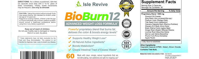 weight loss suppliment BioBurn12