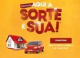 Cadastrar Promoção Farmácia Super Popular Aqui A Sorte É Sua - Casa e Carros