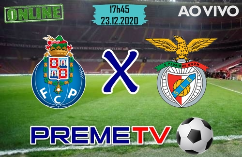 Porto x Benfica Clássico Ao Vivo