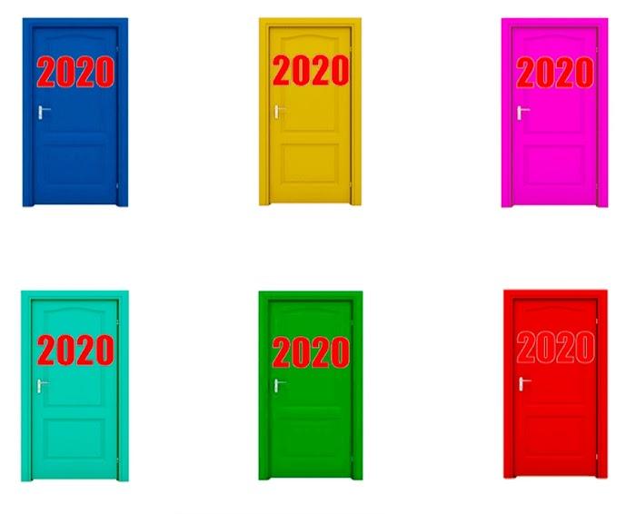 Тест-гадание: выберите дверь и узнаете, что для вас изменится в 2020 году