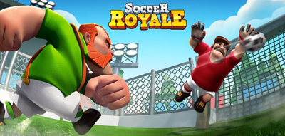 Soccer Royale 2018 Mod Apk + Data v1.0.5 Unlimited Coins Gems