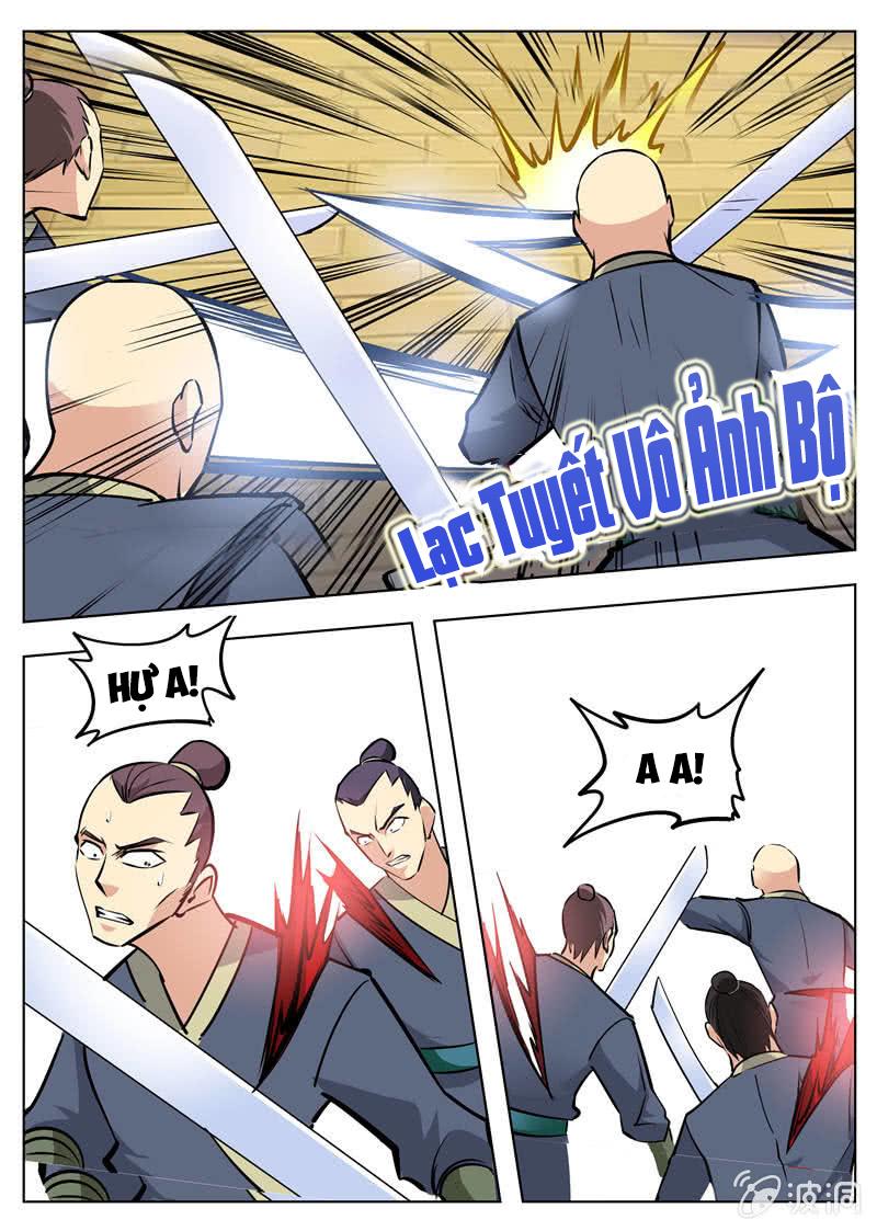Đại Kiếm Thần Chapter 171 video - truyenmh.com