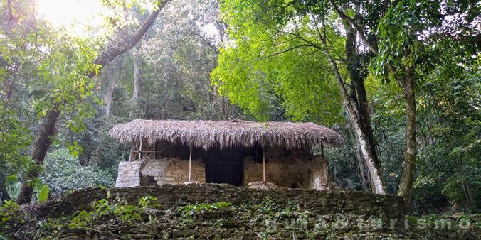 Cidade maia de Palenque