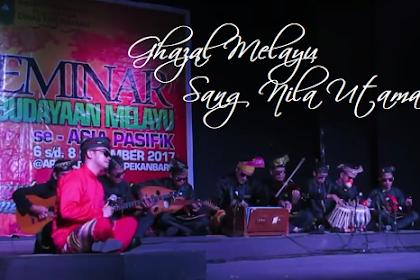 Pengertian dan Asal Usul Musik Melayu Ghazal