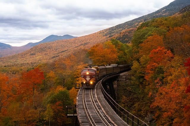 viajar trem