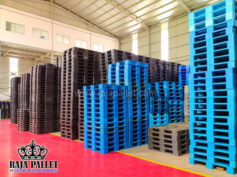 Pusat Pallet Plastik Bekas Berkualitas Berbagai Ukuran Harga Terjangkau