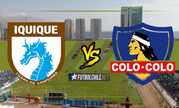 Deportes Iquique vs Colo Colo