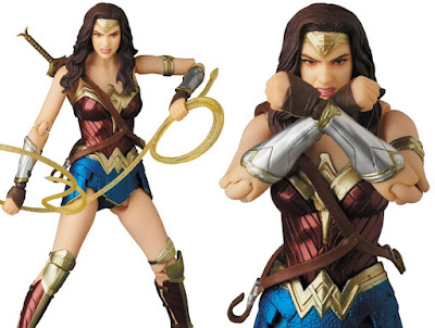 Wonder Woman Movie MAFEX Action Figure by Medicom