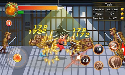Super Dragon Fighter Legend Apk Mod